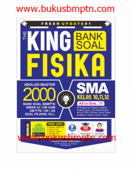 Fresh Update #1 The King Bank Soal Fisika SMA Kelas 10, 11, 12