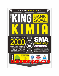 FRESH UPDATE #1 THE KING BANK SOAL KIMIA SMA KELAS 10, 11, 12