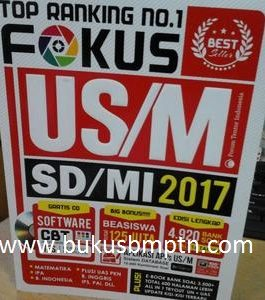 TOP RANKING NO. 1 FOKUS US/M SD/MI 2017