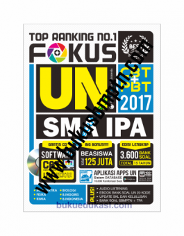 TOP RANKING NO. 1 FOKUS UN SMA IPA 2017