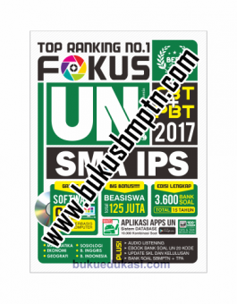 TOP RANKING NO. 1 FOKUS UN SMA IPS 2017