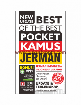 BEST OF THE BEST POCKET KAMUS JERMAN
