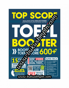 TOP SCORE TOEFL BOOSTER