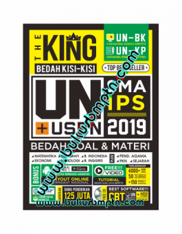 THE KING BEDAH KISI-KISI UN SMA IPS 2019