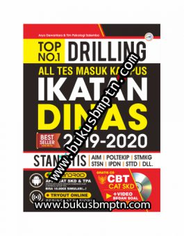 TOP NO. 1 DRILLING ALL TES MASUK KAMPUS IKATAN DINAS