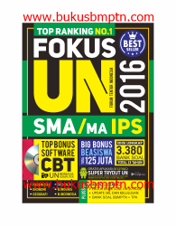 Top Rangking No 1 Fokus UN SMA MA IPS 2016