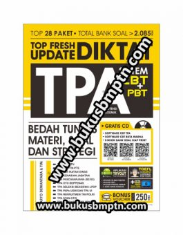 TOP FRESH UPDATE DIKTAT TPA SISTEM CBT + PBT